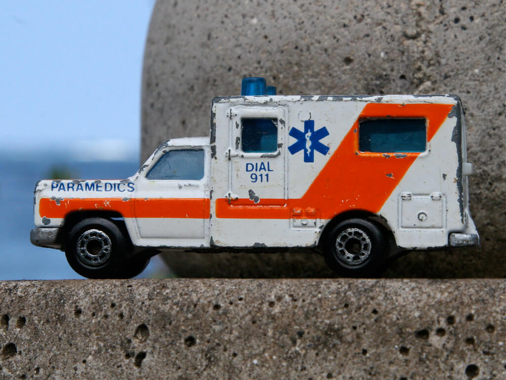 Morgan County Commission Votes on Ambulance Fee Increase Apr